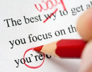 fatal grammar fails to avoid on your resume