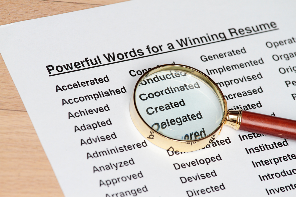 how many of these powerful verbs are in your resume adzuna ca blog