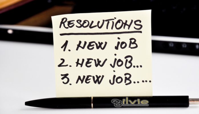 New year, new you, new job!