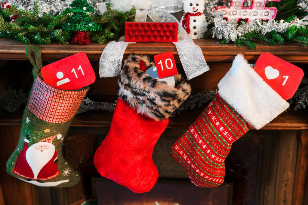 stocking socks christmas likes